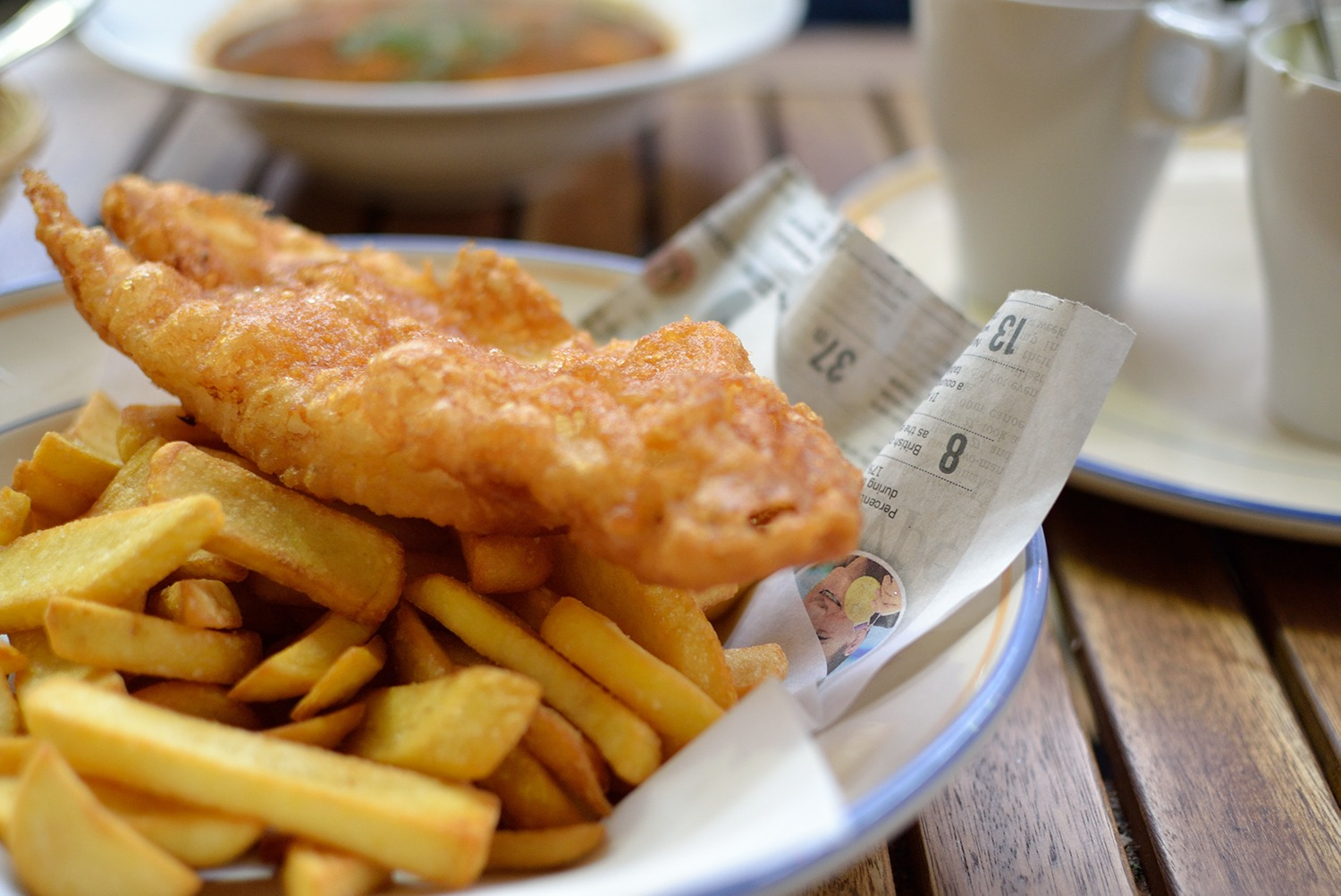 The South West's top 5 Fish & Chip Shops