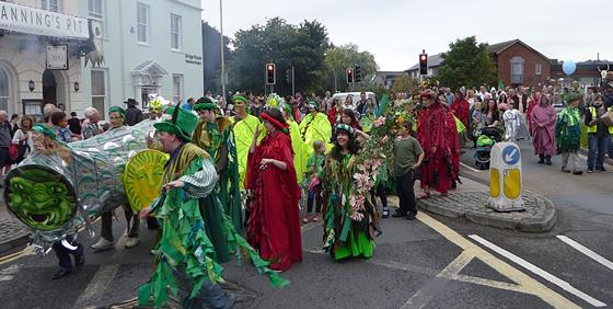 Pilton Green Man Festival