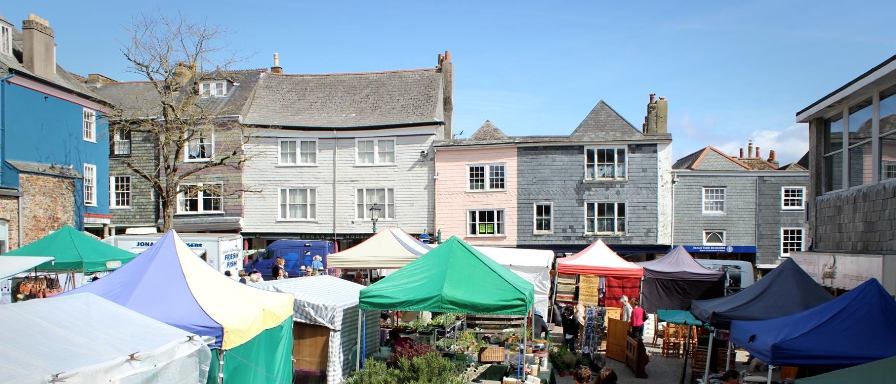 Topsham Community Market