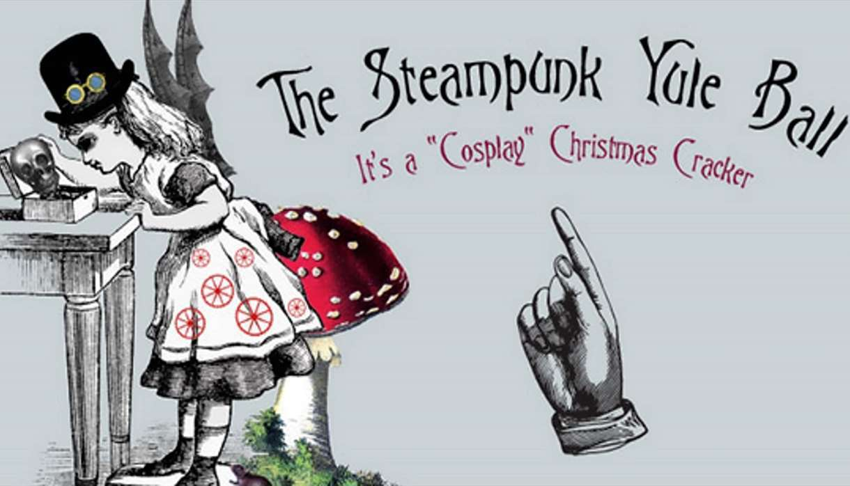Steampunk Yule Ball