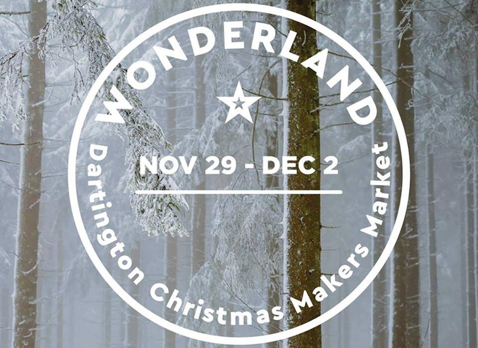 Wonderland Christmas Makers Market