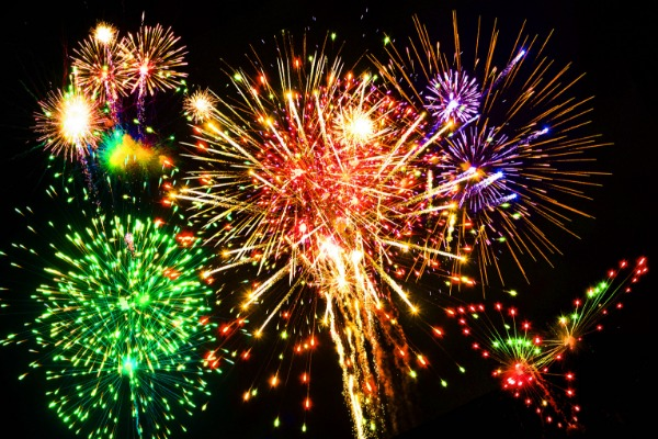Exeters Round Table's Charity Firework Display