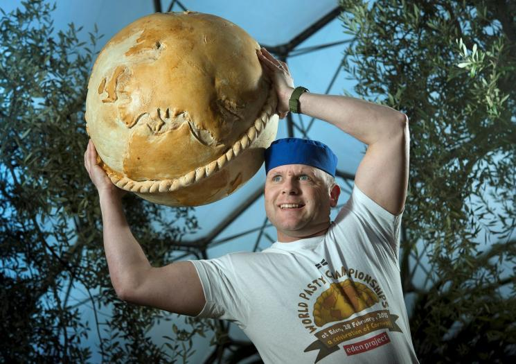 World Pasty Championships at Eden