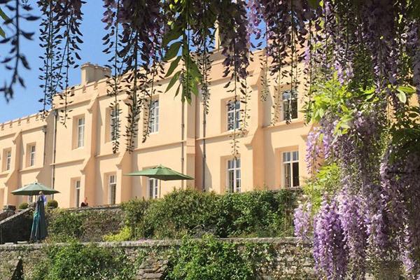 Pentilllie Castle Hotel