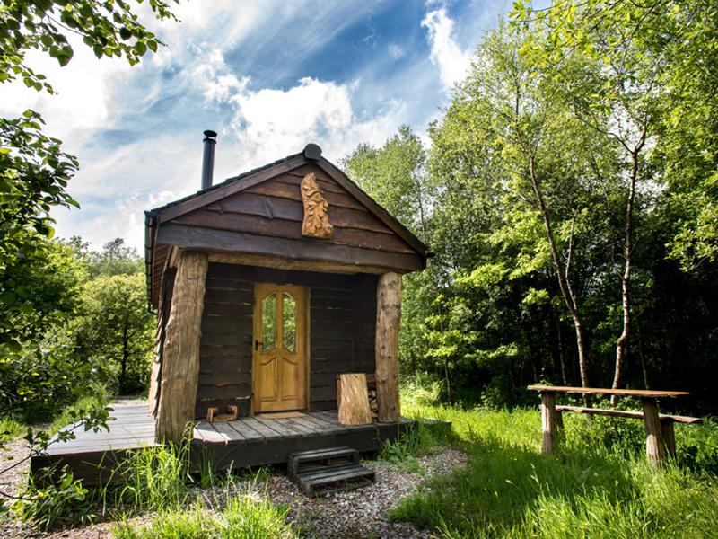 Bulworthy Project Eco Cabin