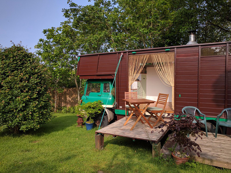 Tree of Life Horsebox Holidays