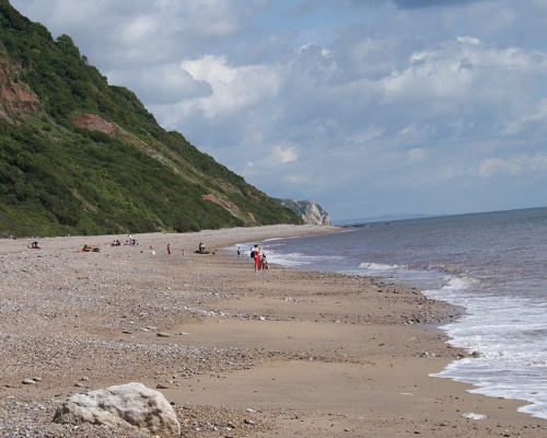 Weston Mouth Beach