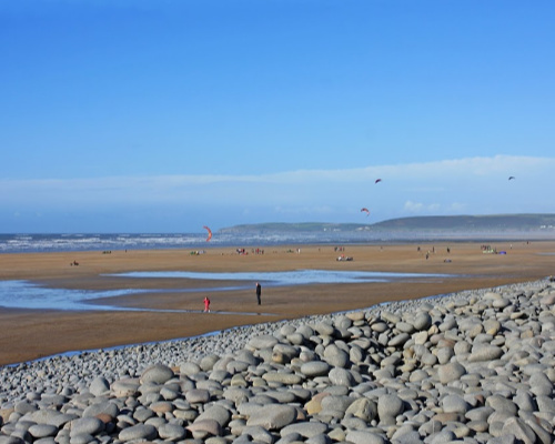 Westward Ho! Beach
