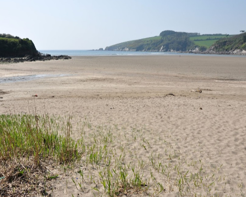 Wonwell Sands Beach