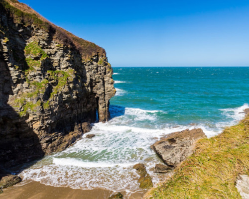 Bossiney Cove
